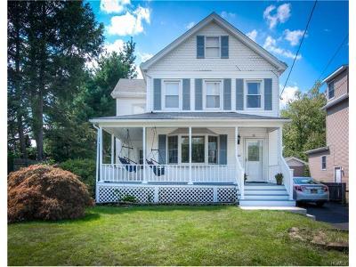 Single Family Home For Sale: 21 Benson Avenue