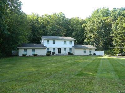 Monroe Single Family Home For Sale: 1270 Lakes Road