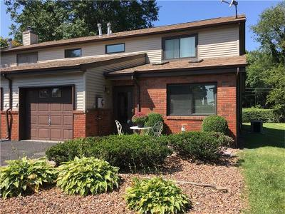 New Windsor NY Condo/Townhouse Sold: $169,900