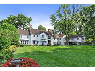 Briarcliff Manor Single Family Home For Sale: 100 Scarborough Station Road