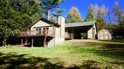 Monticello Single Family Home For Sale: 140 Starlight Drive
