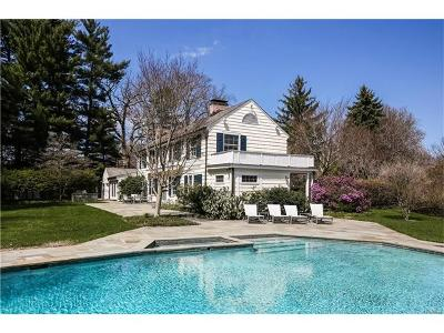 Scarsdale Single Family Home For Sale: 2 Richbell Road