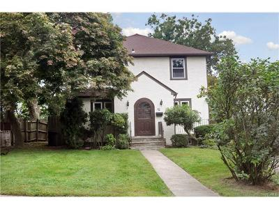 White Plains Single Family Home For Sale: 42 Grant Avenue