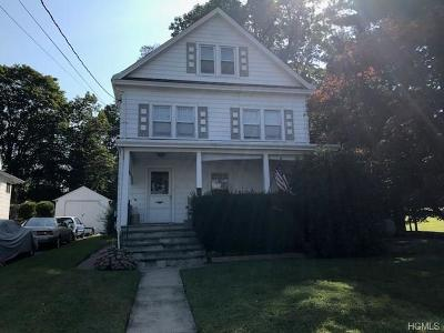 Peekskill Single Family Home For Sale: 317 Union Avenue