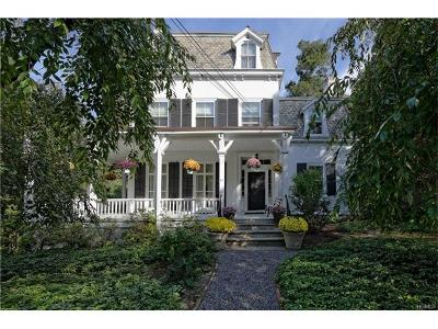 Irvington Single Family Home For Sale: 52 West Clinton Avenue