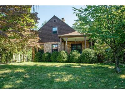 Dobbs Ferry Single Family Home For Sale: 214 Palisade Avenue