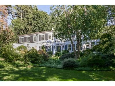 Scarsdale Single Family Home For Sale: 55 Old Orchard Lane