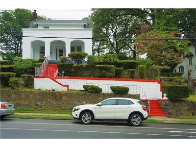 Yonkers Single Family Home For Sale: 80 Aka 110 Rumsey Road