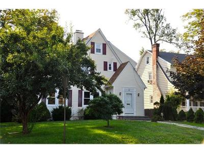 White Plains Single Family Home For Sale: 182 Longview Avenue