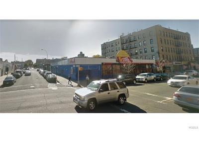 Bronx Residential Lots & Land For Sale: 790 Allerton Avenue