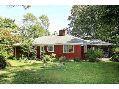 Westchester County Single Family Home For Sale: 1590 Croton Lake Road