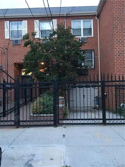 Bronx Multi Family 2-4 For Sale: 646 Underhill Avenue
