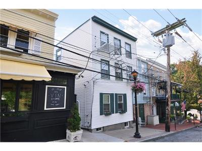 Hastings-on-hudson Multi Family 2-4 For Sale: 153 Southside Avenue