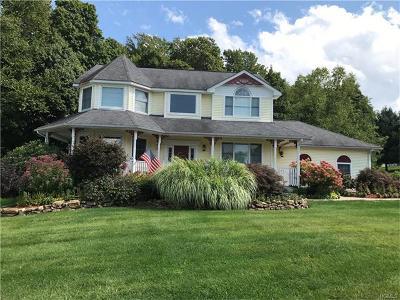 Warwick Single Family Home For Sale: 15 Ridgefield Road