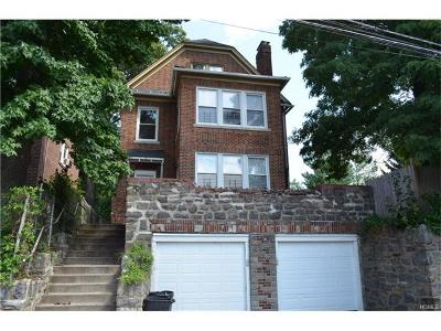 Yonkers Multi Family 2-4 For Sale: 36 Courter Avenue