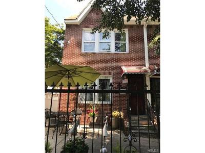 Bronx Multi Family 2-4 For Sale: 4328 Wickham Avenue
