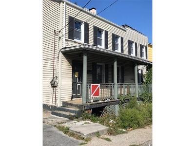 Multi Family 2-4 Contract: 134 Depew Avenue