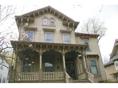 Dutchess County Rental For Rent: 122 Academy Street #3