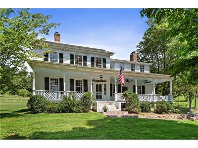 Katonah Single Family Home For Sale: 215 Todd Road