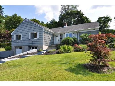 Dobbs Ferry Single Family Home For Sale: 25 Oliphant Avenue
