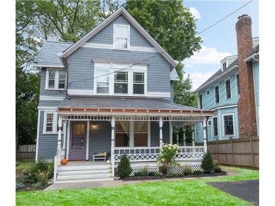 Nyack Single Family Home For Sale: 19 Marion Street