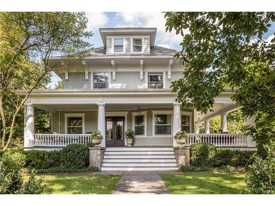 Bronxville Single Family Home For Sale: 43 Woodland Avenue