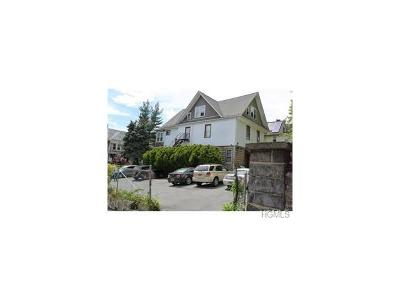 Yonkers Multi Family 5+ For Sale: 3 Overlook Terrace