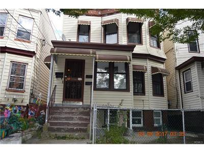 Bronx Single Family Home For Sale: 4236 Carpenter Avenue