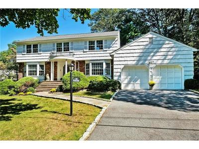 White Plains Single Family Home For Sale: 100 Barton Road