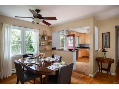 Irvington Single Family Home For Sale: 75 North Broadway