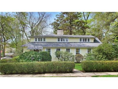 Larchmont Single Family Home For Sale: 76 Pine Brook Drive