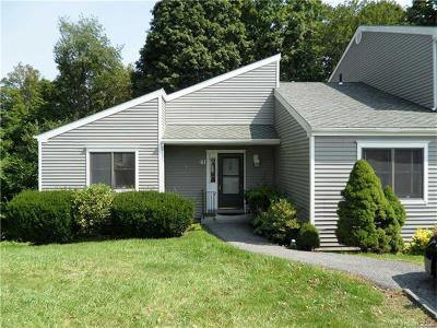 Brewster Condo/Townhouse For Sale: 41 Brewster Woods Drive