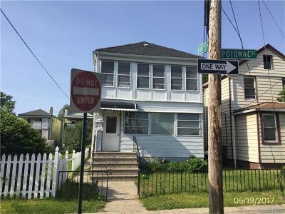 Yonkers Multi Family 2-4 For Sale: 31 Potomac Street