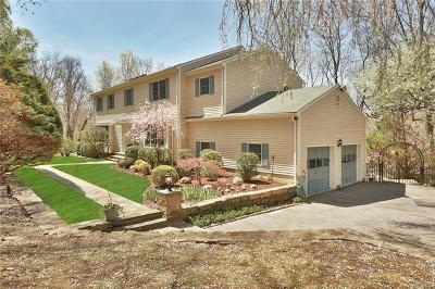 Armonk Single Family Home For Sale: 23 Skyview Drive