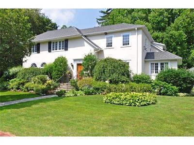Bronxville Single Family Home For Sale: 97 Park Avenue