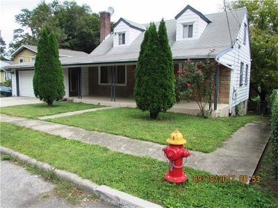 Yonkers Single Family Home For Sale: 56 Bushey Avenue