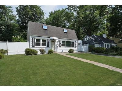 White Plains Single Family Home For Sale: 18 Randolph Road