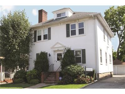 New Rochelle Single Family Home For Sale: 242 Sickles Avenue