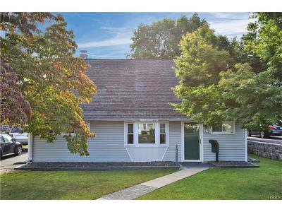 Yonkers Single Family Home For Sale: 162 Mountaindale Road