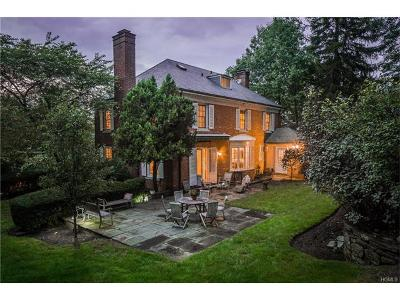 Bronxville Single Family Home For Sale: 80 Sagamore Road