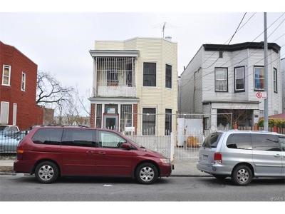 Bronx Multi Family 2-4 For Sale: 2058 Ryer Avenue