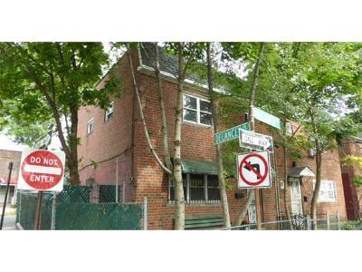 Bronx Single Family Home For Sale: 1820 Muliner Avenue