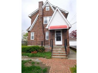 Yonkers Single Family Home For Sale: 21 Soundview Avenue