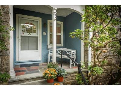 Bronxville Single Family Home For Sale: 56 Eton Road