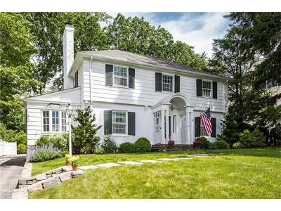Bronxville Single Family Home For Sale: 23 Sturgis Road