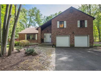 Nyack Single Family Home For Sale: 199 Hook Mountain Lane