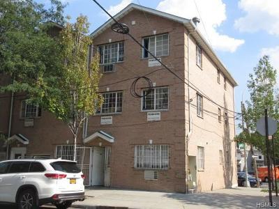 Bronx Multi Family 2-4 For Sale: 794 Freeman Street