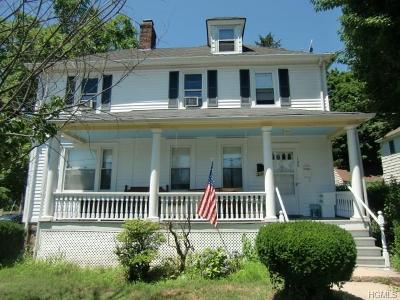 Harrison Single Family Home For Sale: 124 Harrison Avenue