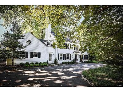 Irvington Single Family Home For Sale: 8 West Sunnyside