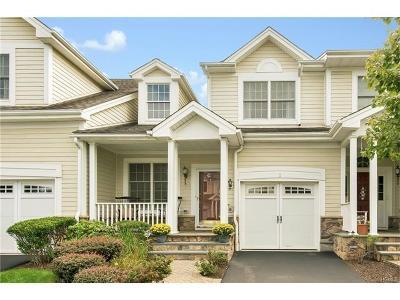 Cortlandt Manor Condo/Townhouse For Sale: 3 Augusta Drive